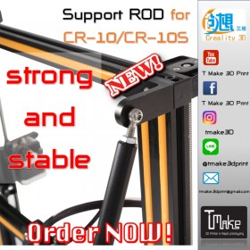 Support ROD for CR-10/CR-10S