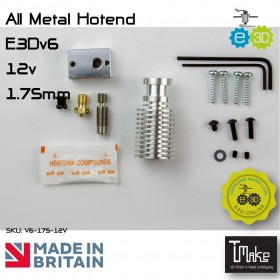 E3D V6 All-Metal HotEnd 1.75mm 12V