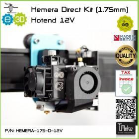 E3D Hemera Direct Kit 1.75mm 12V
