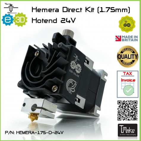 E3D Hemera Direct Kit 1.75mm 24V