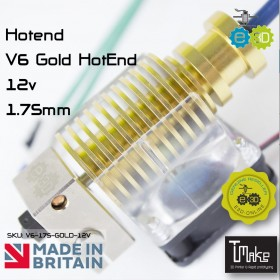 E3D Gold Edition V6 HotEnd Universal with Bowden add-on