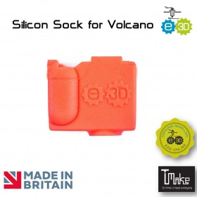 E3D Silicon Sock for Volcano