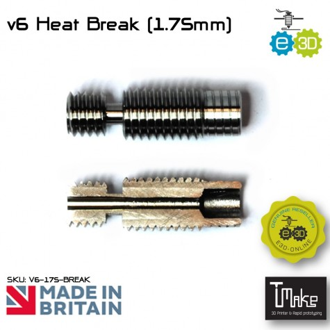 E3D V6 Heat Break (1.75mm)