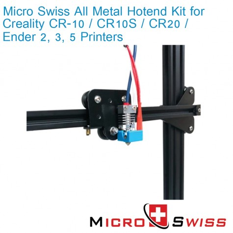 All Metal Hotend Kit for Creality CR-10, CR-10S Pro