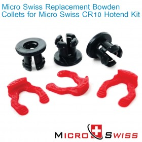 Replacement Bowden Collets for Micro Swiss CR10