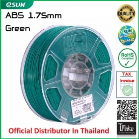 eSUN ABS Filament Green 1.75 mm.