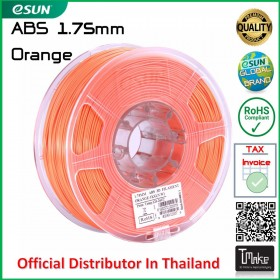 eSUN ABS Filament Orange 1.75 mm.