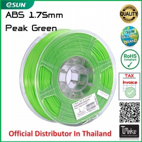 eSUN ABS Filament Peak Green 1.75 mm.