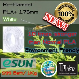 eSUN Re-Filament PLA+ 1.75 mm