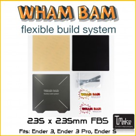 WHAM BAM Flexible Build System 235x235mm