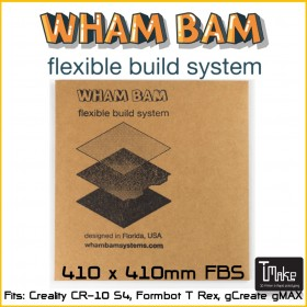 WHAM BAM Flexible Build System 410x410mm