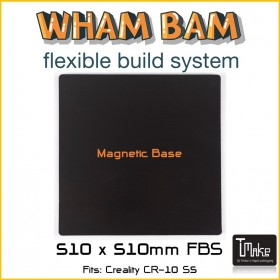 WHAM BAM Flexible Build System 510x510mm